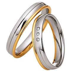 Alianzas de boda Saint Maurice Light 49/87066 | 49/87067