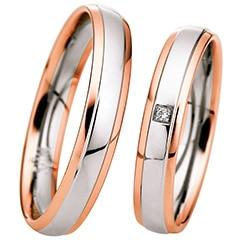 Alianzas de boda Saint Maurice Light 49/87070 | 49/87071