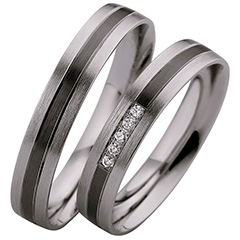 Saint Maurice 49/83116 | 49/83117 Wedding Rings