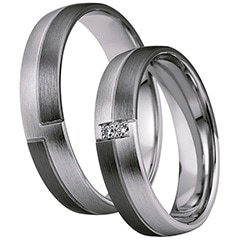 Saint Maurice 49/83118 | 49/83119 Wedding Rings