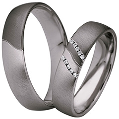 Saint Maurice 49/83120 | 49/83121 Wedding Rings