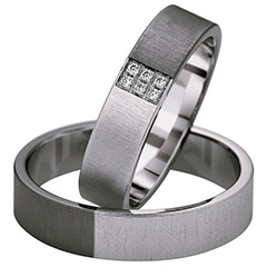 Saint Maurice 49/83122 | 49/83123 Wedding Rings