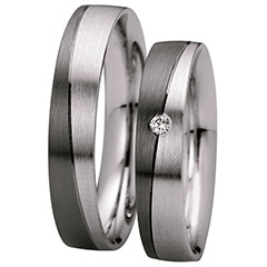 Saint Maurice 49/83124 | 49/83125 Wedding Rings