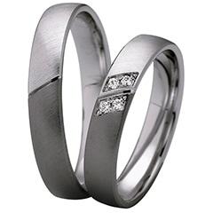 Saint Maurice 49/83126 | 49/83127 Wedding Rings