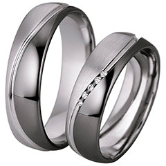 Saint Maurice 49/83132 | 49/83133 Wedding Rings