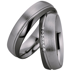 Saint Maurice 49/83134 | 49/83135 Wedding Rings
