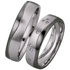 Saint Maurice 49/83136 | 49/83137 Wedding Rings
