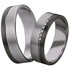 Saint Maurice 49/83140 | 49/83141 Wedding Rings