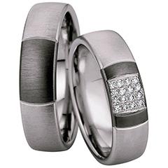Saint Maurice 49/83144 | 49/83145 Wedding Rings