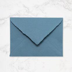 Sobre artesanal C5 azul vassareli