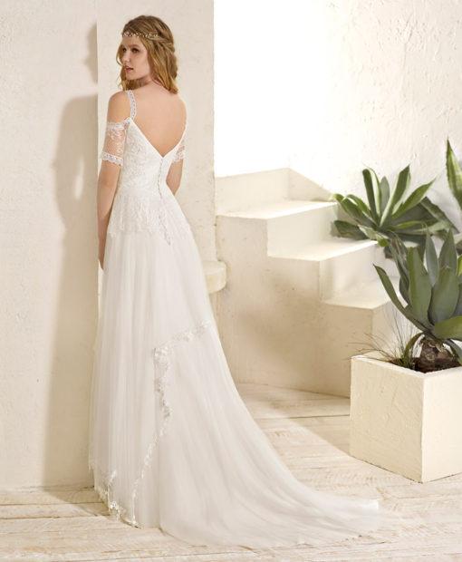 Vestido de novia Cala Olivo
