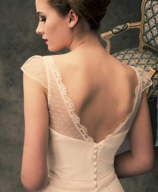 Lambert Créations Lagos wedding dress