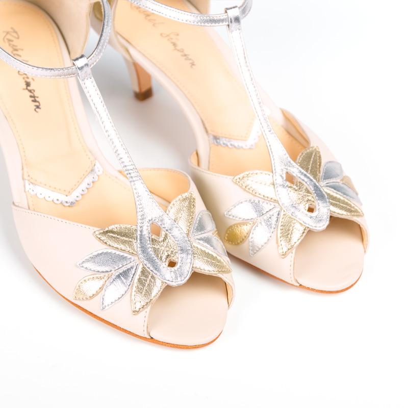 Isla Online Rachel novia Zapatos Tienda Simpson de Ivory wIqnCHZ