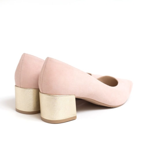 Zapatos de novia LODI Chimo Rosa